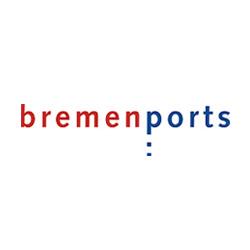 Logo bremenports